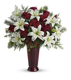 Magic of Winter Bouquet
