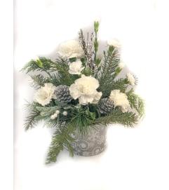 Vesna's Silver Snowflake