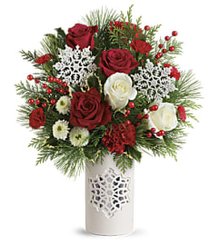 Teleflora Flurry of Elegance Bouquet