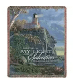 Guiding Light Tapestry THrow