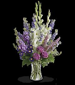Peaceful Haven Vase