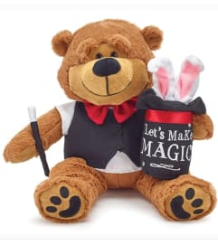 Let's make magic bear