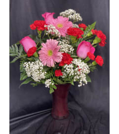 ETERNAL LOVE VALENTINE BOUQUET