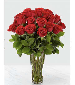 16 Red Rose Bouquet