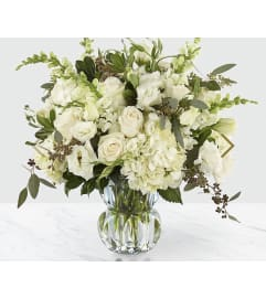 White Gala Bouquet