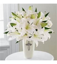 The FTD Faithful Blessings Arrangement