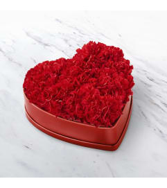 FTD6 Heartfelt Carnation Box