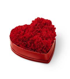 FTD6 Heartfelt Carnation Box