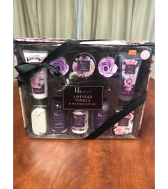 Tuscan Hills Bath and Lotion Set