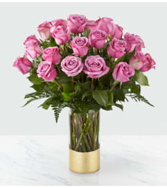 The FTD Pure Beauty Lavender Rose