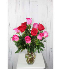 ROSE DELIGHT VALENTINE BOUQUET 2020
