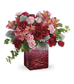 OOH LA OMBRE Design by Teleflora