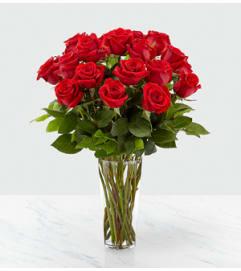The FTD Long Stem Red Rose