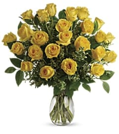 Teleflora Say Yellow