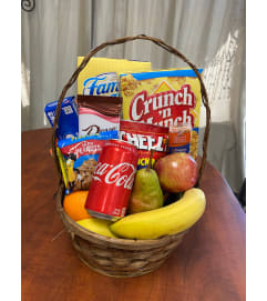 The Everyday Fruit & Snack Basket