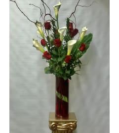 Gorgeous Valentine's Day Display