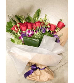 Dozen Rose Bundle
