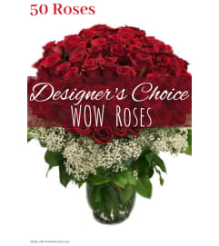 It's The WOW Roses Florist Design