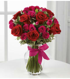 Love-Struck Rose Bouquet FTD