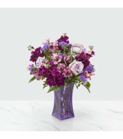 Purple Presence Bouq
