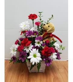 Loving Puppy Bouquet