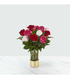 FTD's Love & Roses Bouquet by TCG