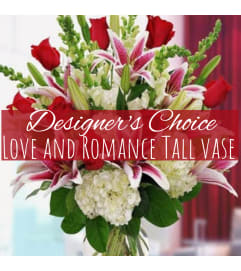Love and Romance Florist Design
