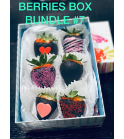 12Ct BERRIES BOX BUNDLE