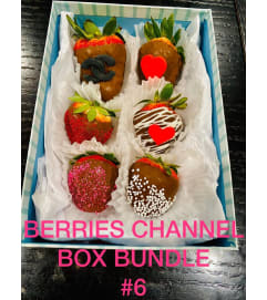 12Ct BERRIES CHANNEL BOX BUNDLE