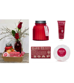 Barr Soaps-Berry Gift Tray