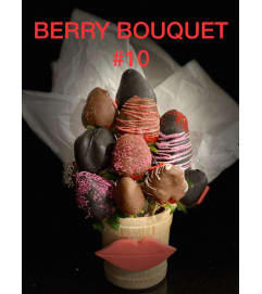 12ct BERRY BOUQUET