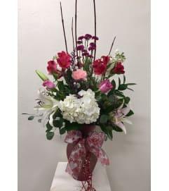 Hopelessly Romantic Vase