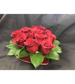 Valentine Heart Tin