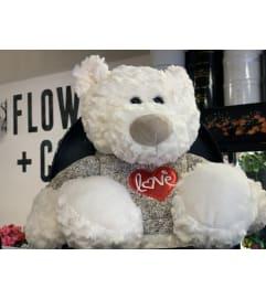 Love Cream Teddy Bear