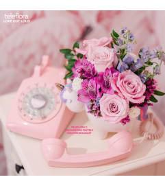 Enchanting Pastel Pink Unicorn