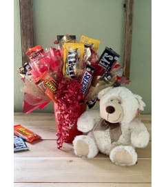 Large Sweet Tooth Candy Bouquet