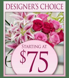 Florist's Choice-Flower Arrangement