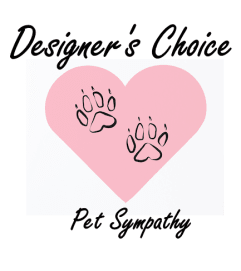 Designer's Choice-Pet Sympathy