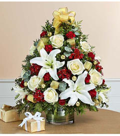 Christmas Spectacular™ Holiday Flower Tree®