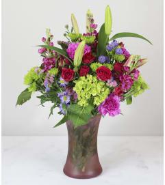 Top Notch Vase