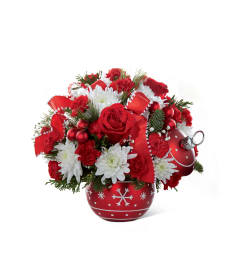 The FTD® Season's Greetings™ Bouquet 2015