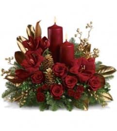Teleflora Candlelit Christmas