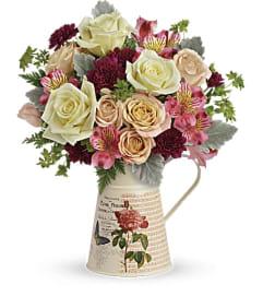 Teleflora's Mod Mademoiselle Bouquet