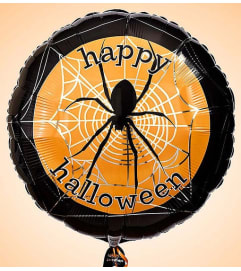 Happy Halloween Mylar Balloon