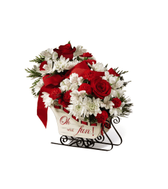The FTD® Holiday Traditions™ Bouquet 2017