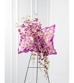 The FTD® Simply Restful™ Floral Pillow