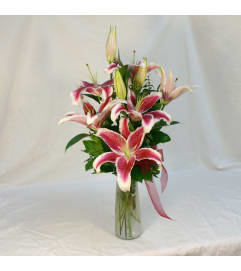 Simply Lovely Lilies