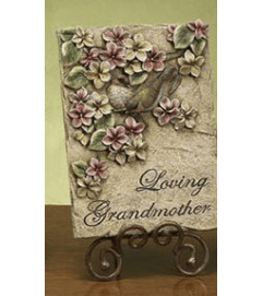 LOVING GRANDMOTHER STEPPING STONE