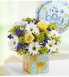 Playtime for Baby Boy Bouquet™