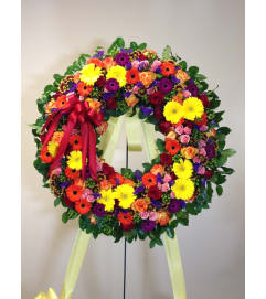 Loving Eternal Wreath